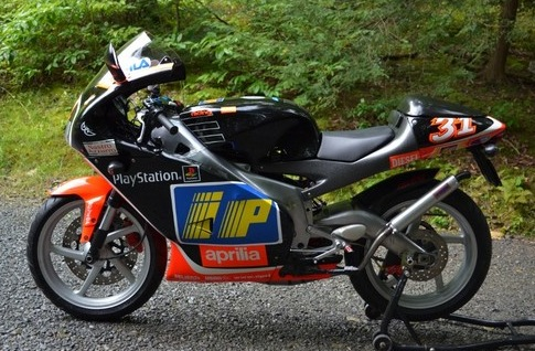 2000 Aprilia RS125 For Sale