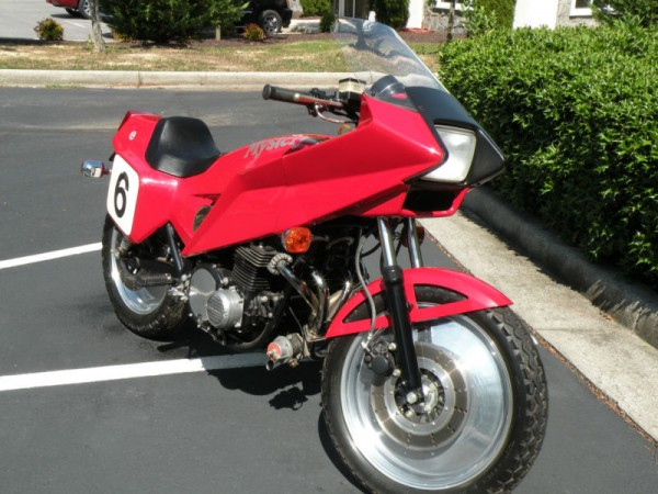 1980 Kawasaki KZ 1000 Turbo Mystery Ship