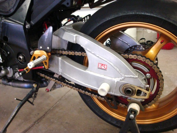 Yoshimura GSX-R Swingarm for sale