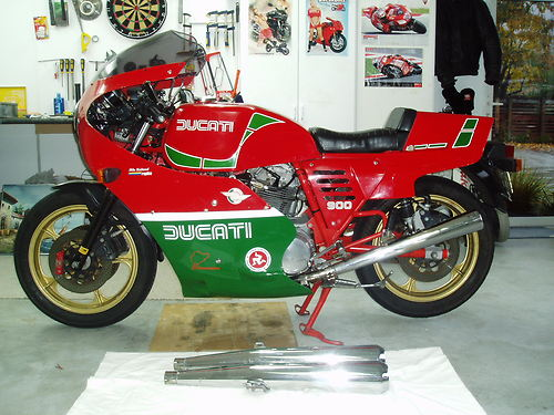 1985 Ducati 900MHR For Sale