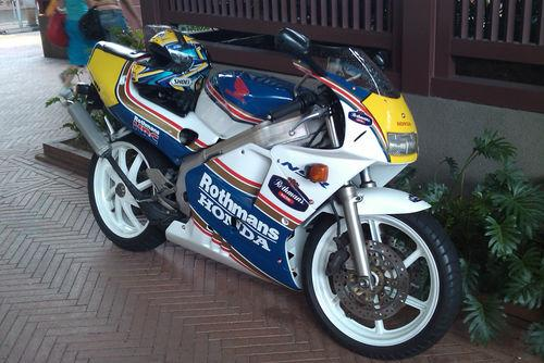 Long Distance Love Affair: 1995 Honda NSR250 SP in Hong Kong
