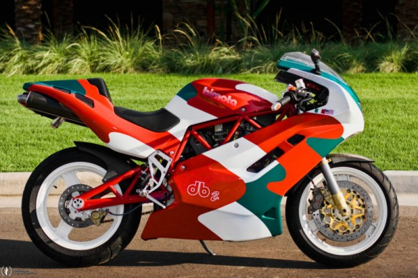 1994 Bimota DB2 tricolor for sale