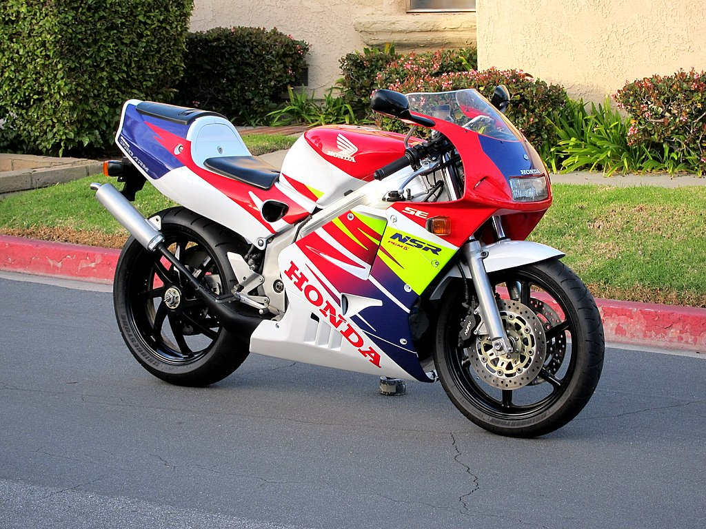 1996 Honda Nsr250 Se Mc28 For Sale In California Rare