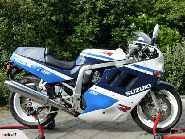 1989 Suzuki GSX-R 1100 For Sale