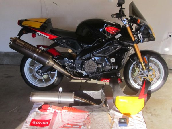 2003 Aprilia Tuono Racing For Sale