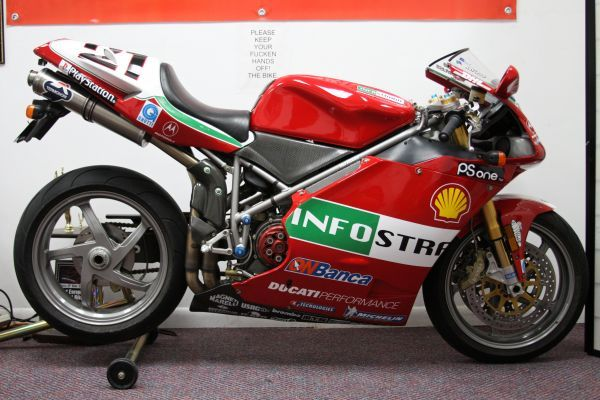 1998 Ducati 998S Bayliss For Sale