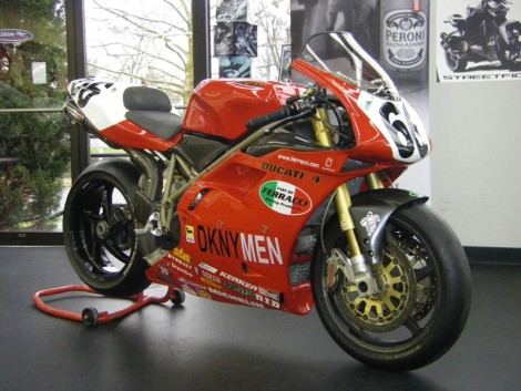 Fast by Ferracci Ducati 916R Corse for sale