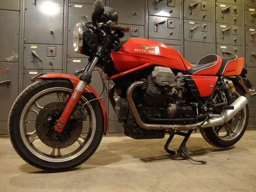 1983 Moto Guzzi LeMans III For Sale