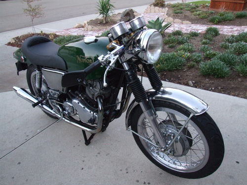 Norton Commando For Sale
