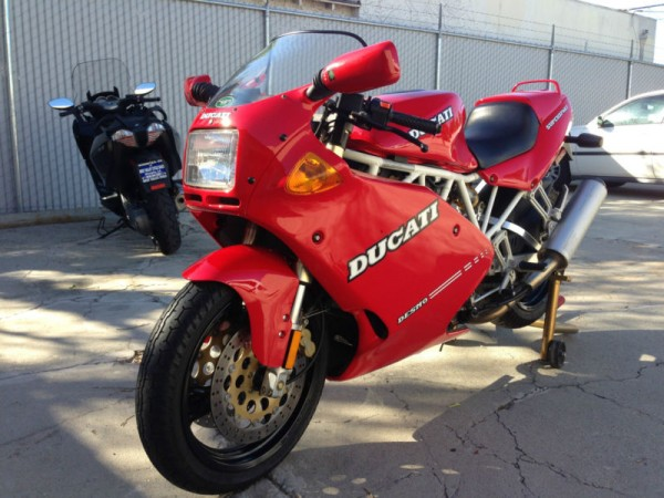 1992 Ducati 900SS For Sale