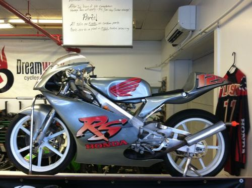 Honda Rs125 Archives Rare Sportbikes For Sale