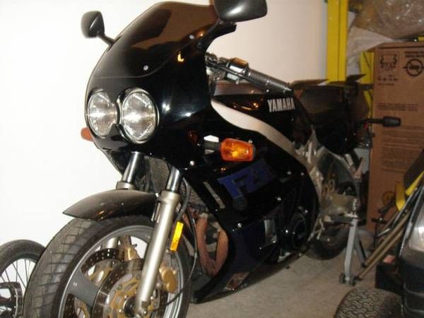 1990 Yamaha FZR400 For Sale