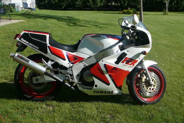 1987 Yamaha FZR750R Genesis For Sale