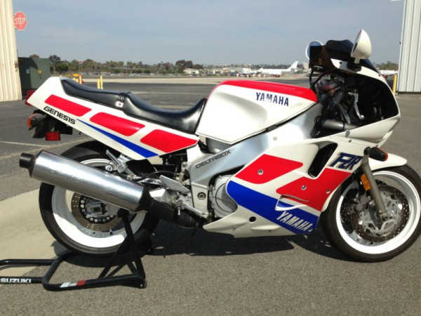1989 Yamaha FZR1000 For Sale