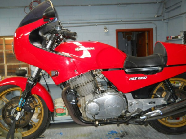 1983 Laverda RGS1000 For Sale