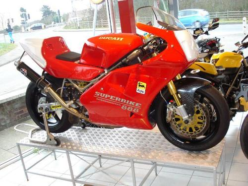 1993 Ducati 888 Corse For Sale