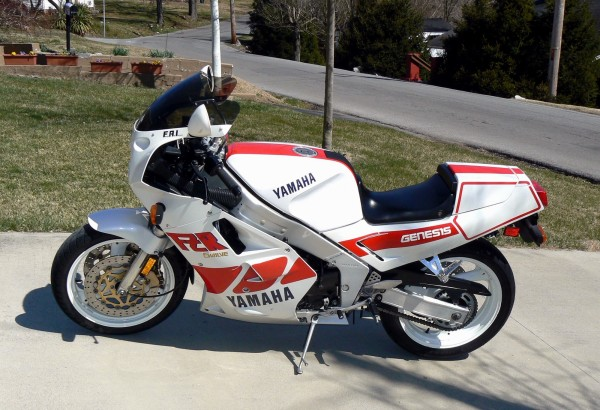 1988 Yamaha FZR750R For Sale