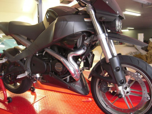 Extensively Modified 2006 Buell Ulysses XB12X - Rare