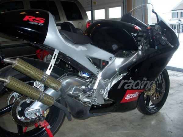 Aprilia RS250 Cup For Sale