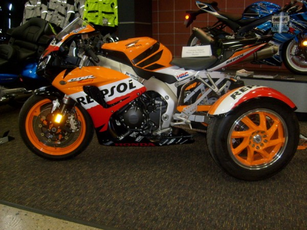 2007 Honda Cbr1000rr Repsol With 1415mi Rare Sportbikes For Sale