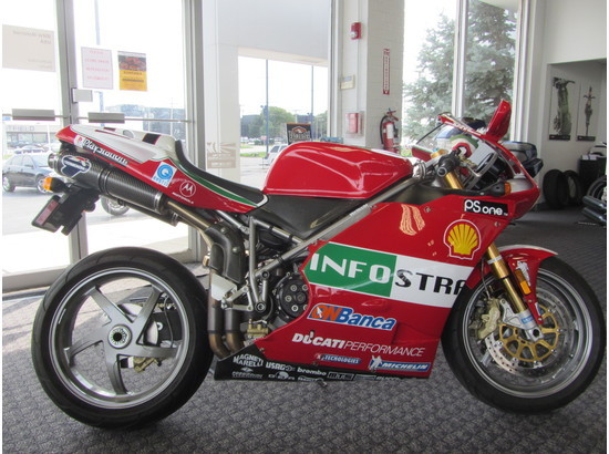 2002 Ducati 998S Bayliss For Sale