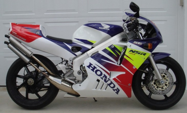 1999 Honda NSR250 SE For Sale
