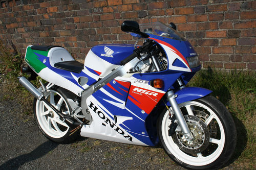Small Collection Sale in the UK:  NSR250 SE, NSR125 Repsol, 2 RGV250s, VFR400R, GSX-R 750