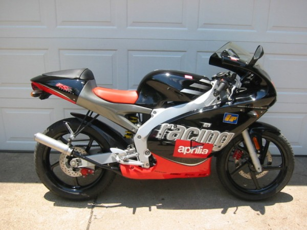 1999 Aprilia RS50 For Sale