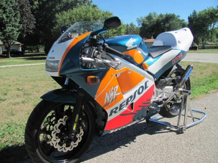 1995 Honda NSR250 MC28 For Sale