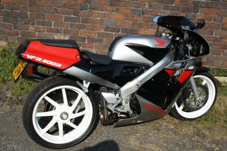 1989 Honda VFR400R For Sale