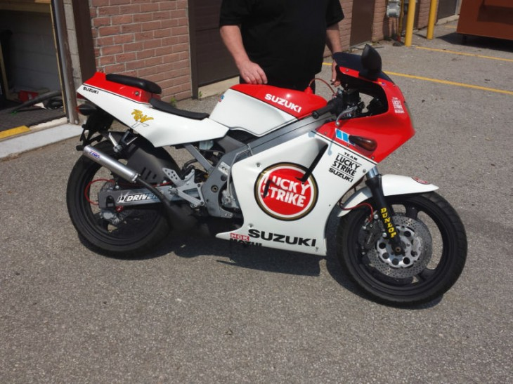 1989 Suzuki RGV250 For Sale