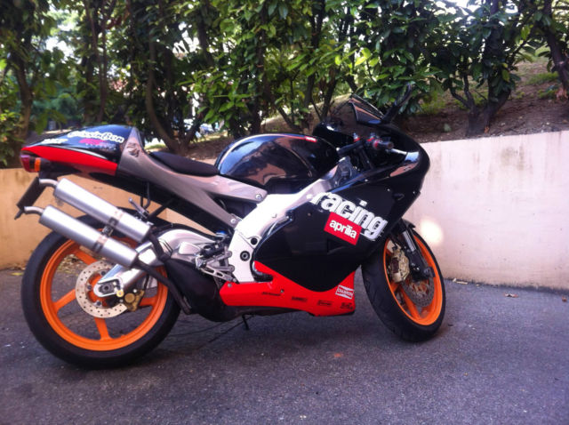 Vive Le Deux Temps: Aprilia RS 250 (in France)