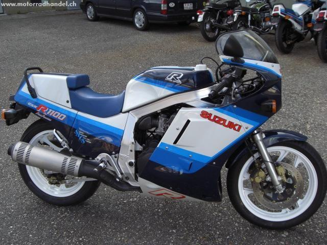 First Time 1100: 1986 Suzuki GSX-R 1100