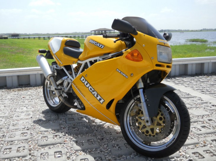 1993 Ducati 900SS Superlight #680 For Sale by Nick Anglada