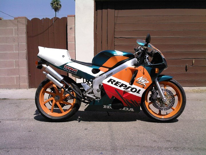 GP Good Looks: 1997 Honda NSR250 Repsol (MC28)