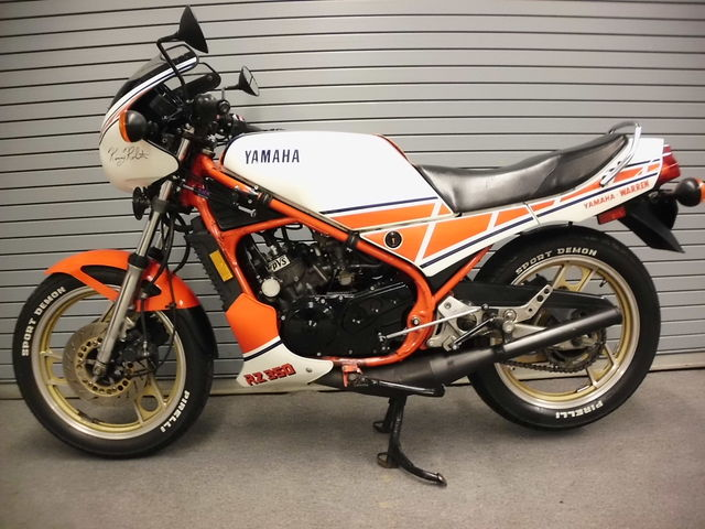 1985 Yamaha RZ350 Available in Ohio