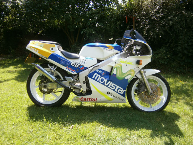 Classic Track Tools: Honda NSR 250R (in the UK)