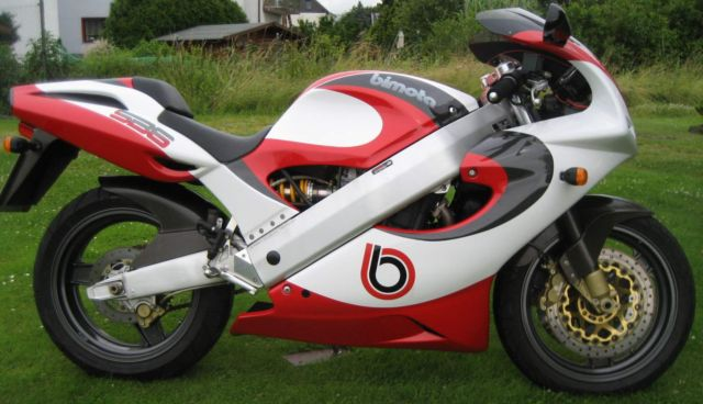 Old School Biggy: Bimota SB6 (in Germany)