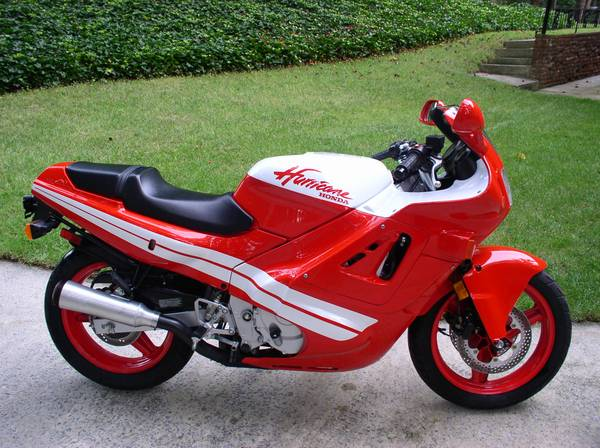 It Was Fun But Not Real Fun:  1379 Mile 1988 Honda CBR600F Hurricane