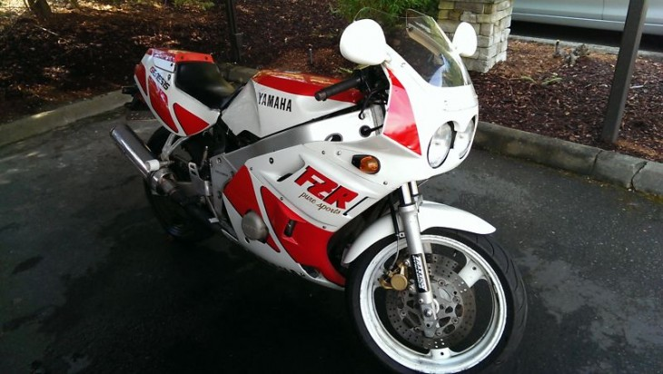 Northwest Project: 1988 Yamaha FZR400