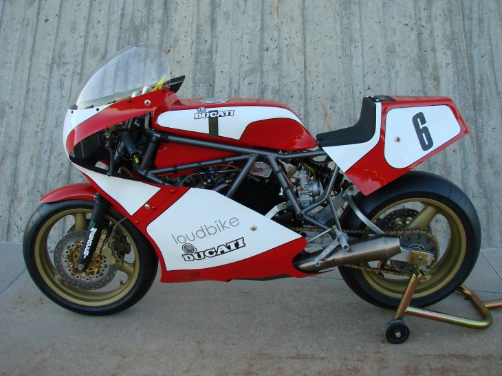 1986 Ducati TT1 Replica for sale