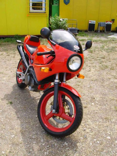 Red Mono Saturno 500, Almost New (Germany)