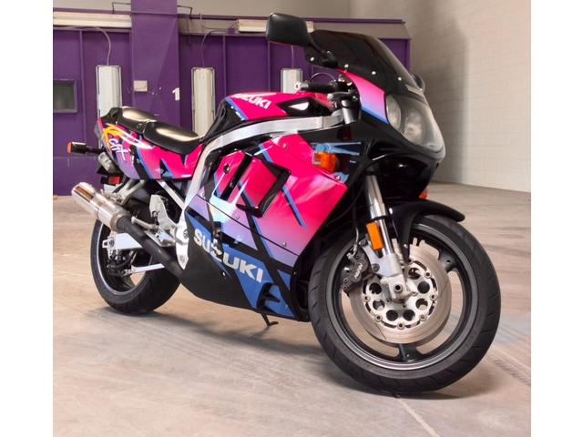 Does anyone produce an accurate decal set for the 1992 gsxr 750