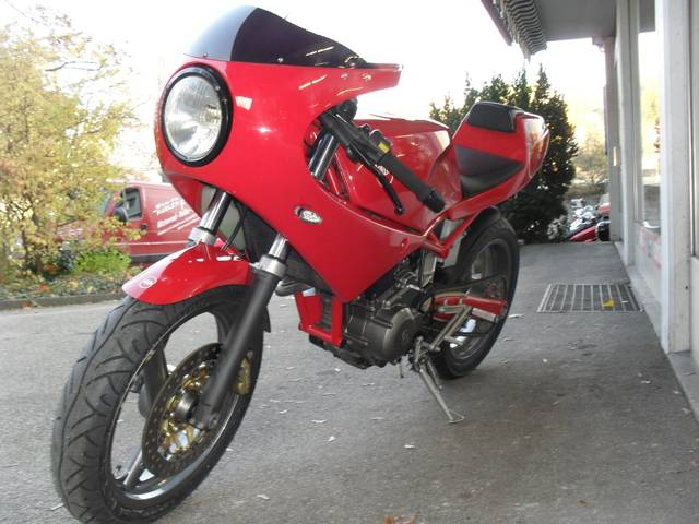 Early Christmas ? Gilera Saturno 500 (Switzerland)