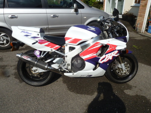 The Best Street Bike Of All Times: 1993 Honda CBR 900RR (UK)
