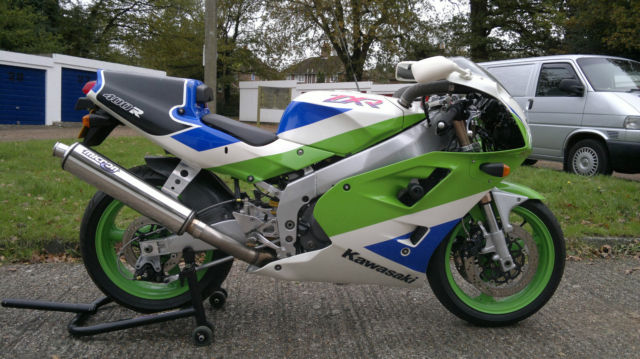 Kawasaki Specials Continued: ZXR 400 SP (in UK)