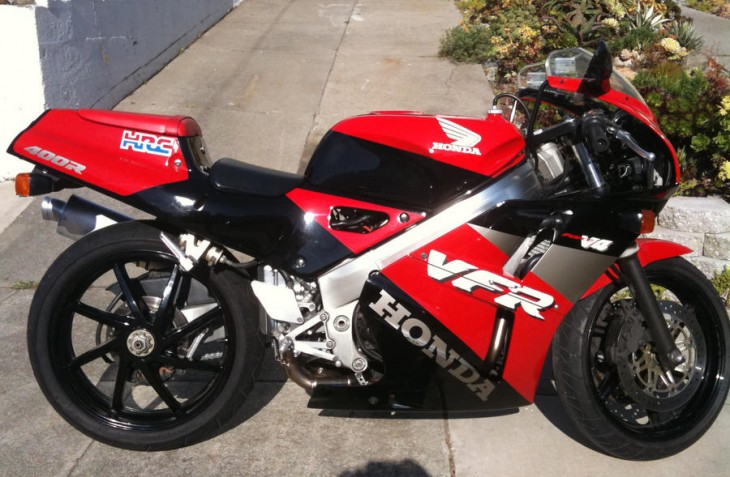 1993 Honda VFR400R NC30 available in San Francisco