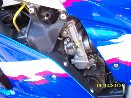 The Lost Limited: 1994 Suzuki GSX-R 750 SP (U K ) - Rare SportBikes
