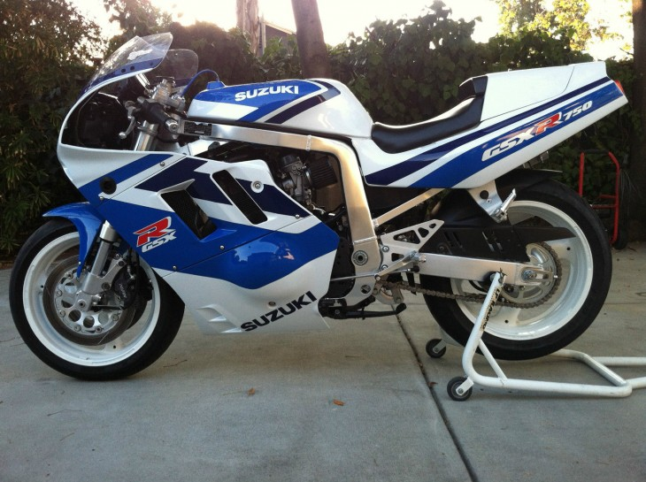 1991 Suzuki GSX-R 750 For Sale