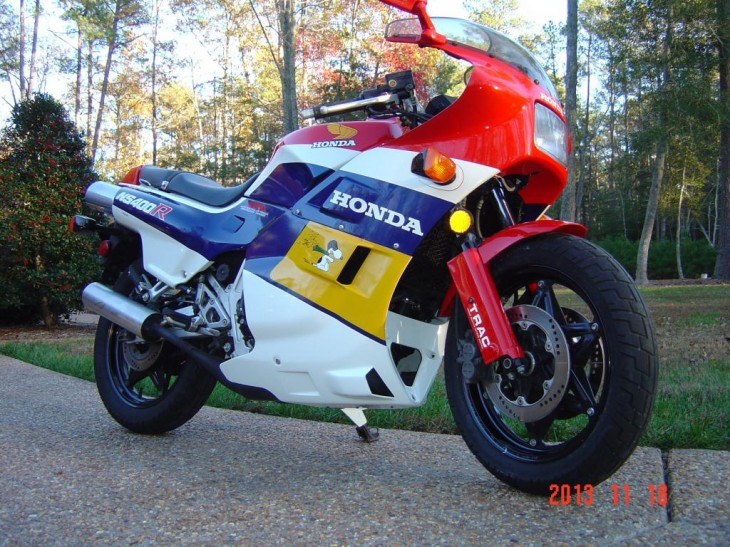 1986 Honda NSR400R for sale